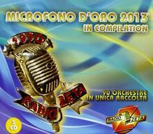 Microfono d'oro 2013 - CD Audio