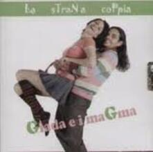 La strana coppia - CD Audio di Giada e i Magma