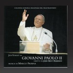 Cover CD Colonna sonora Giovanni Paolo II