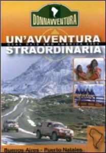 Donnavventura. Vol. 1. Buenos Aires - Puerto Natales - DVD