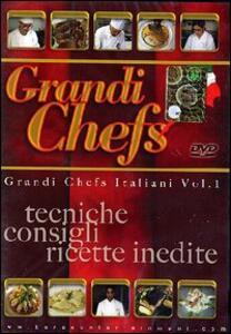 Grandi chefs francesi. Vol. 1 - DVD