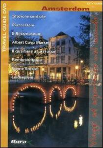 Amsterdam. Viaggi ed esperienze nel mondo - DVD