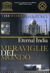 Eternal India. World Heritage. Meraviglie del mondo - DVD