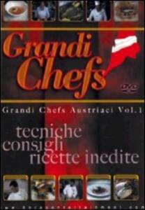 Grandi chefs austriaci. Vol. 1 - DVD