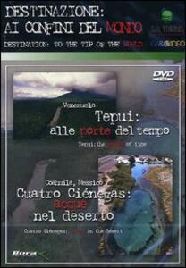 Tepuy. Alle porte del tempo - DVD