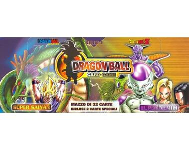 Dragon Ball Serie 1 box 8 Mazzi ITA - 4