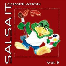 Salsa it Compilation vol.9 - CD Audio
