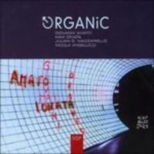 Organic - CD Audio di Giovanni Amato