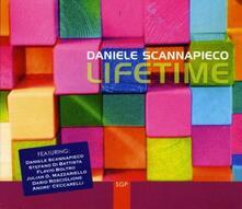 Lifetime - CD Audio di Daniele Scannapieco