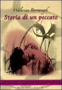 Storia di un peccato di Walerian Borowczyk - DVD