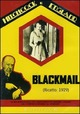 Cover Dvd DVD Blackmail