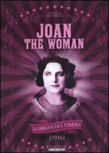 Joan the Woman di Cecil B. De Mille - DVD