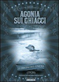 Locandina Agonia sui ghiacci