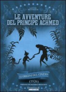 Le avventure del principe Achmed di Lotte Reiniger - DVD