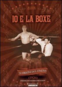 Io e la boxe di Buster Keaton - DVD