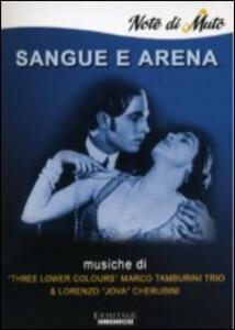 Sangue e arena di Fred Niblo - DVD