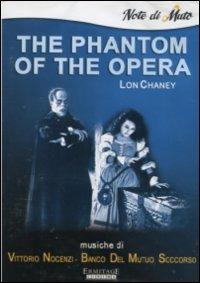 Cover Dvd Il fantasma dell'Opera
