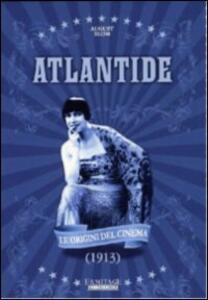 Atlantide di August Blom - DVD