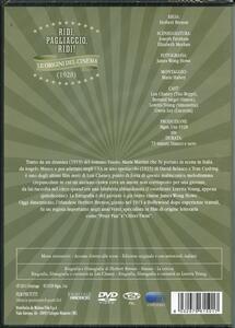 Ridi, pagliaccio, ridi! di Herbert Brenon - DVD - 2