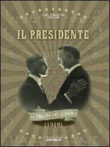 Film Il presidente Carl Theodor Dreyer