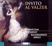 Invito Al Valzer - CD Audio
