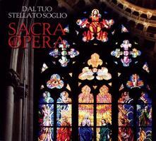 Sacra Allopera - CD Audio