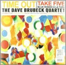 Time Out (180 gr.) - Vinile LP di Dave Brubeck