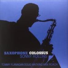 Saxophone Colossus (180 gr.) - Vinile LP di Sonny Rollins