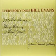 Everybody Digs - Vinile LP di Bill Evans