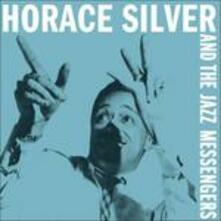 Horace Horace and the Jazz Messengers - Vinile LP di Jazz Messengers,Horace Silver
