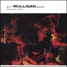 Gerry Mulligan Quartet - Vinile LP di Chet Baker,Gerry Mulligan