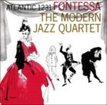 Fontessa - Vinile LP di Modern Jazz Quartet