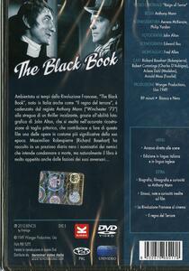 The Black Book di Anthony Mann - DVD - 2