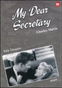 La cara segretaria di Charles Martin - DVD