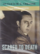 Cover Dvd DVD Scared To Death