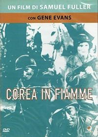 Cover Dvd Corea in fiamme (DVD)
