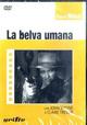 Cover Dvd DVD La belva umana