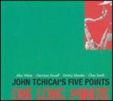 One Long Minute - CD Audio di John Tchicai,Five Point