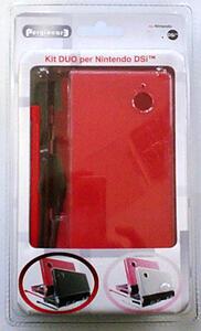 DSi Pack Duo Silicone. Guscio per DSi - 2