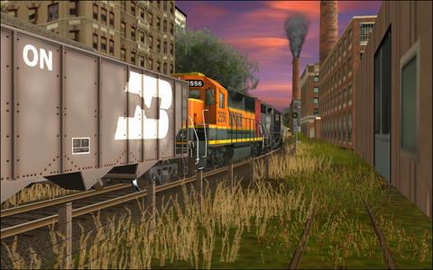 Trainz Simulator 2009: World Builder Edition - 4