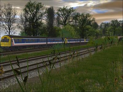 Trainz Simulator 2009: World Builder Edition - 5