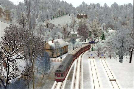 Trainz Simulator 2009: World Builder Edition - 7