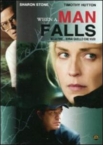 When a Man Falls di Ryan Eslinger - DVD