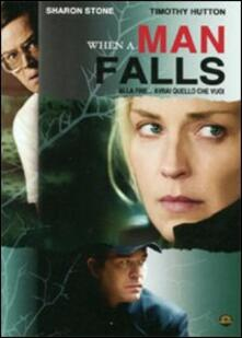 When a Man Falls di Ryan Eslinger - DVD