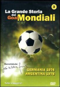 La grande storia dei mondiali. Vol. 3 - DVD