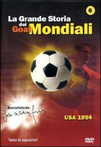 La grande storia dei mondiali. Vol. 6 - DVD