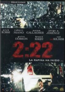 2:22 di Phillip Guzman - DVD