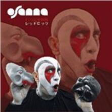 Rosso Rock - CD Audio di Osanna