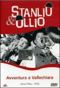 Avventura a Vallechiara di John G. Blystone,Hal Roach - DVD