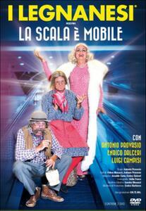I Legnanesi. La scala è mobile (2 DVD) - DVD